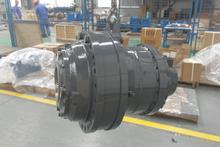 液壓馬達+行星齒輪減速機